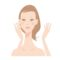 50歳 美肌をつくる化粧品
