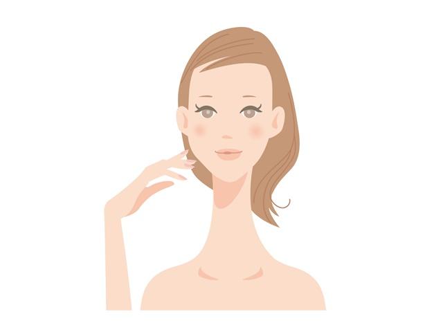 肌荒れを改善するスキンケア
