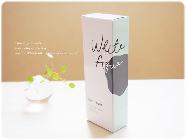 ホワイトアクア 薬用スポッツ美白クリーム 口コミ2